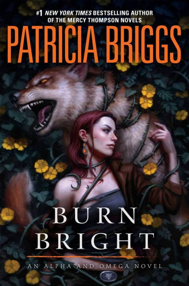 BURN BRIGHT PATRICIA BRIGGS BC
