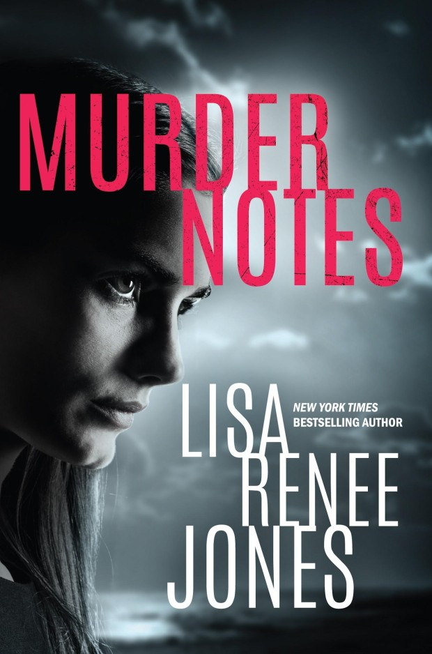 MURDER NOTE BOOK COVER