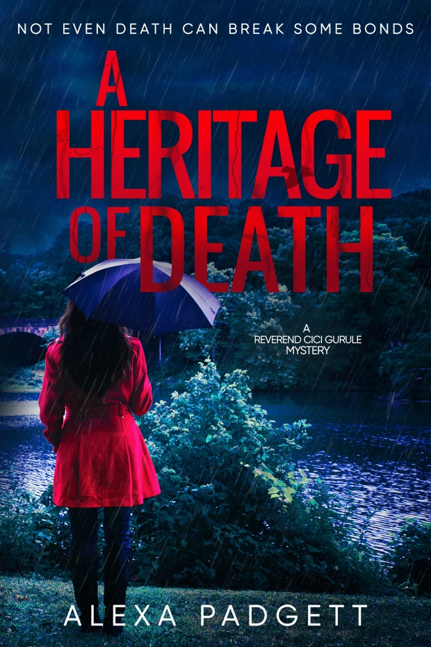 A Heritage of Death ebook